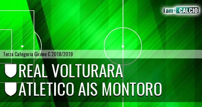 Real Volturara - Atletico Ais Montoro