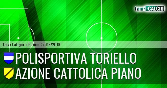 Polisportiva Toriello - Azione Cattolica Piano