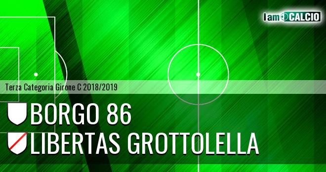 Borgo 86 - Libertas Grottolella