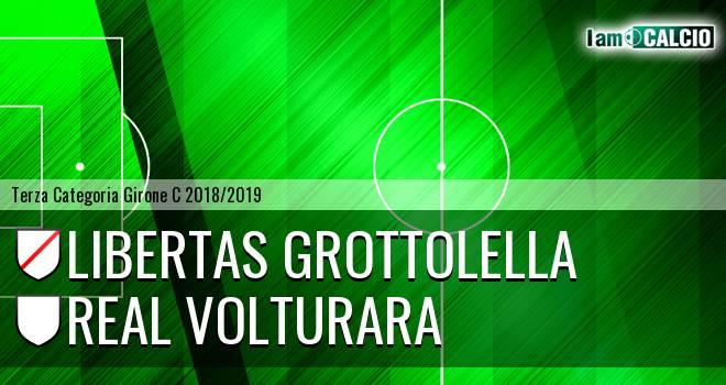 Libertas Grottolella - Real Volturara