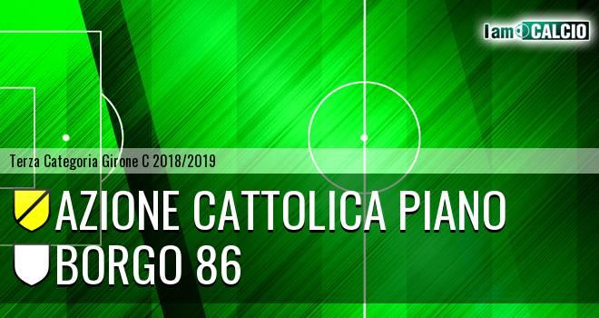 Azione Cattolica Piano - Borgo 86