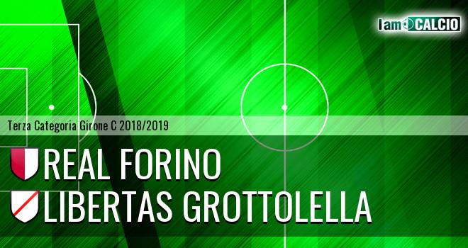 Real Forino - Libertas Grottolella