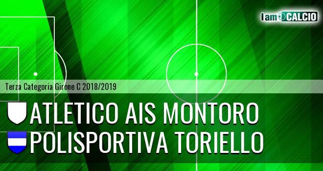 Atletico Ais Montoro - Polisportiva Toriello