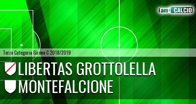Libertas Grottolella - Montefalcione