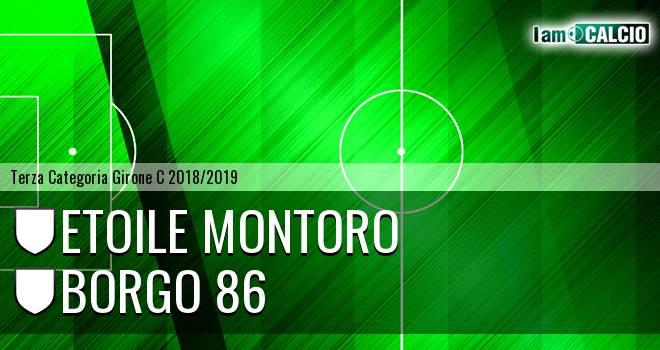 Etoile Montoro - Borgo 86
