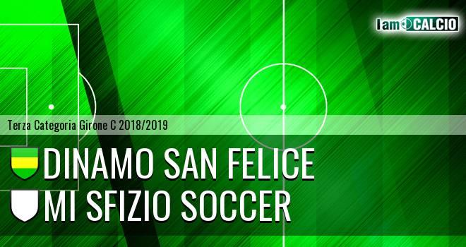 Dinamo San Felice - Mi Sfizio Soccer