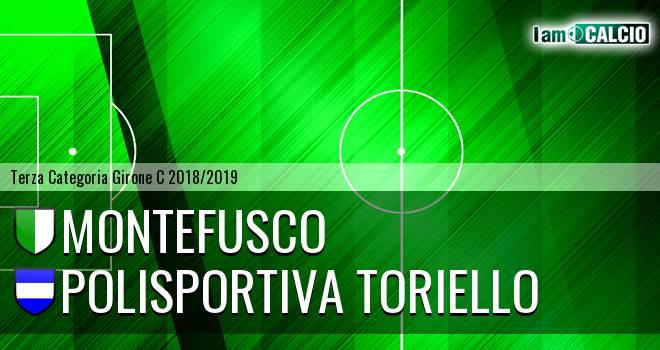 Montefusco - Polisportiva Toriello