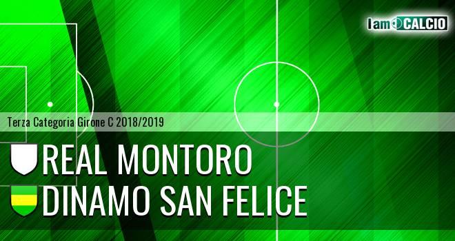 Real Montoro - Dinamo San Felice