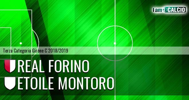 Real Forino - Etoile Montoro