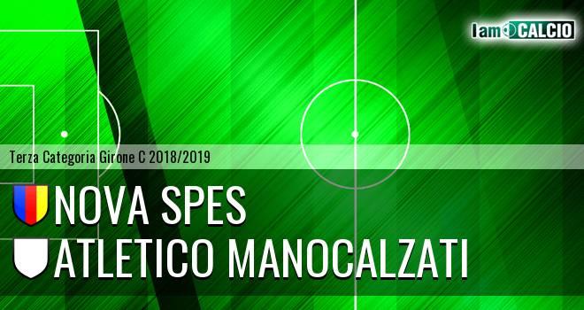 Nova Spes - Atletico Manocalzati