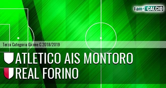 Atletico Ais Montoro - Real Forino