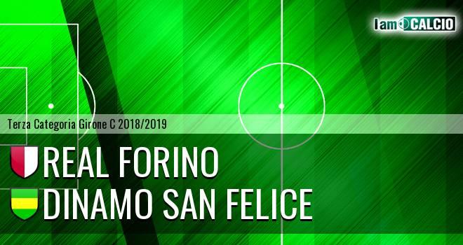Real Forino - Dinamo San Felice