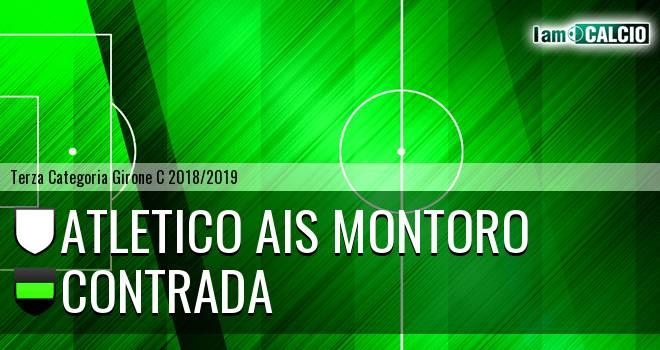 Atletico Ais Montoro - Contrada