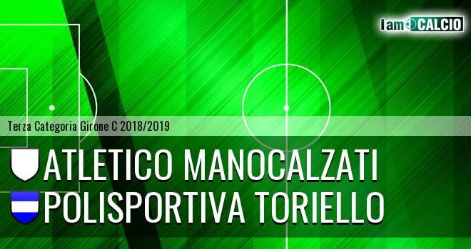 Atletico Manocalzati - Polisportiva Toriello