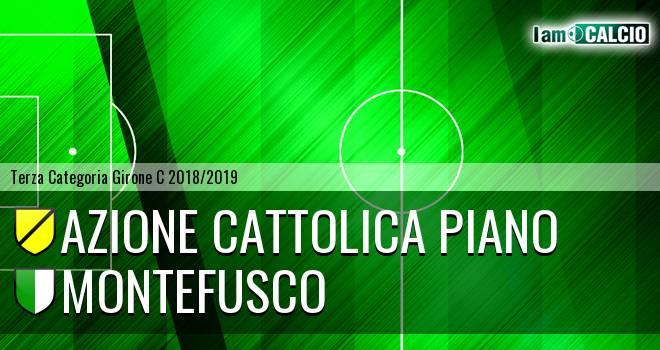 Azione Cattolica Piano - Montefusco