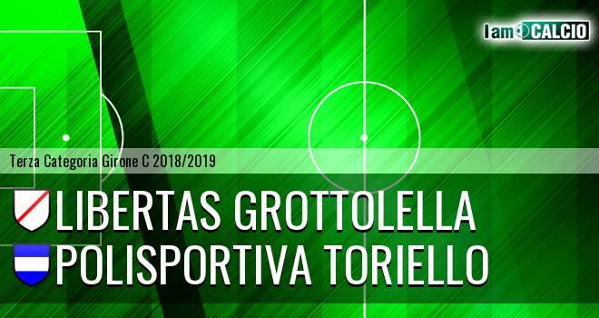 Libertas Grottolella - Polisportiva Toriello
