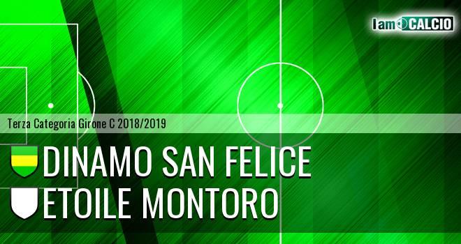 Dinamo San Felice - Etoile Montoro
