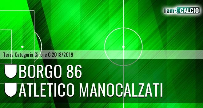 Borgo 86 - Atletico Manocalzati