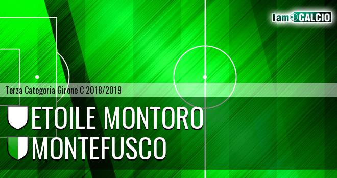 Etoile Montoro - Montefusco
