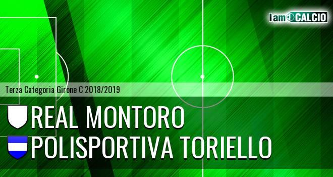 Real Montoro - Polisportiva Toriello