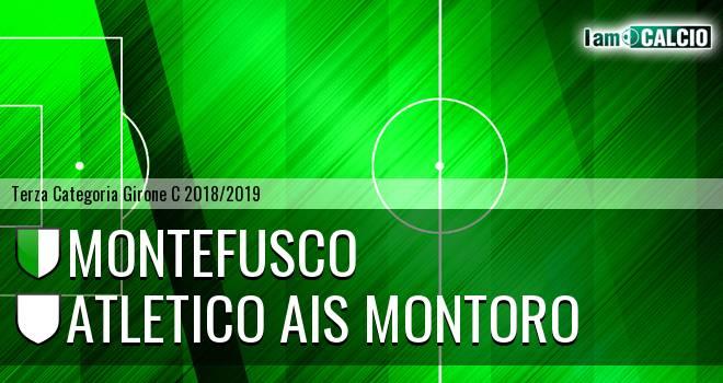 Montefusco - Atletico Ais Montoro