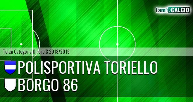Polisportiva Toriello - Borgo 86