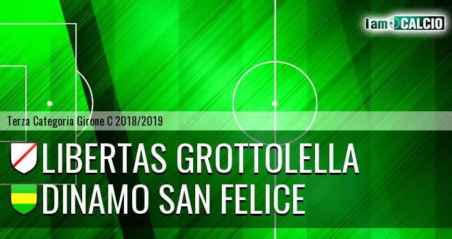 Libertas Grottolella - Dinamo San Felice