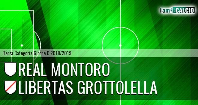Real Montoro - Libertas Grottolella