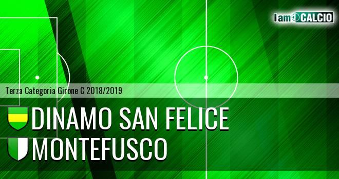 Dinamo San Felice - Montefusco