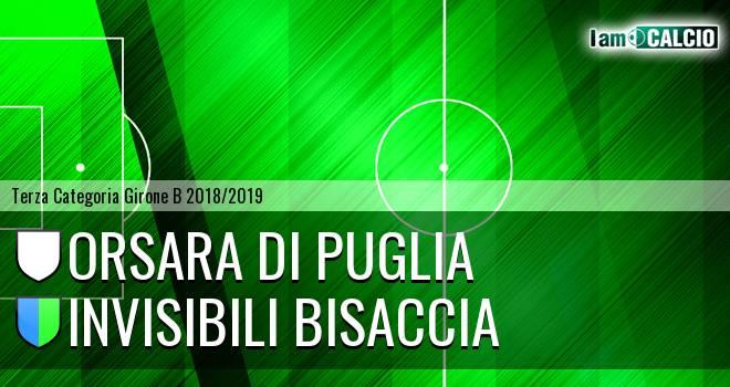 Orsara di Puglia - Invisibili Bisaccia