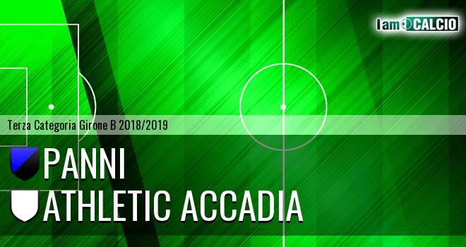 Panni - Athletic Accadia