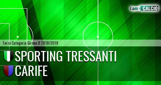 Sporting Tressanti - Carife