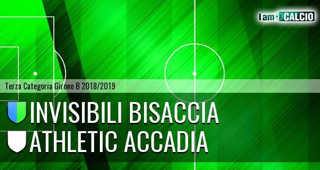 Invisibili Bisaccia - Athletic Accadia