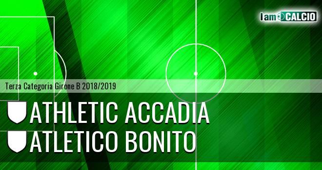 Athletic Accadia - Atletico Bonito