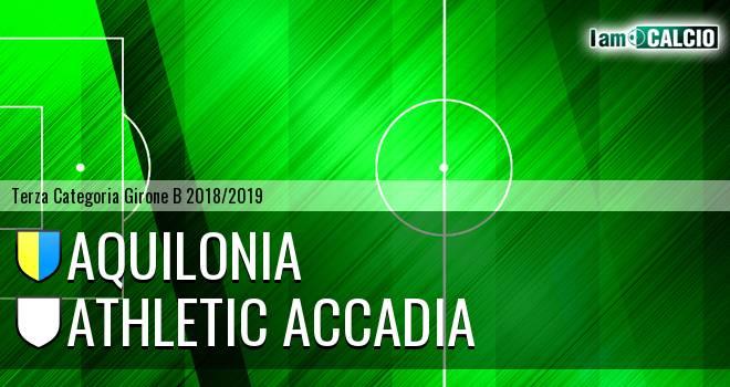 Aquilonia - Athletic Accadia