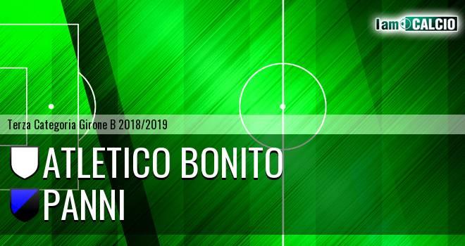 Atletico Bonito - Panni