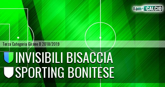 Invisibili Bisaccia - Sporting Bonitese