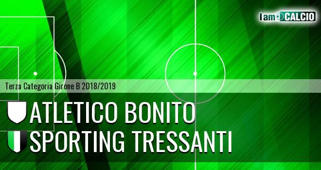 Atletico Bonito - Sporting Tressanti