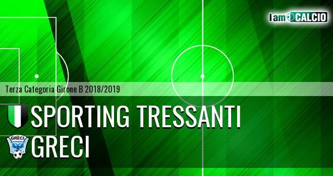 Sporting Tressanti - Greci