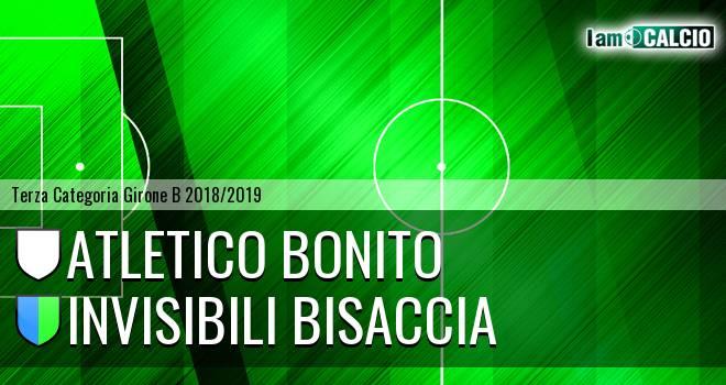 Atletico Bonito - Invisibili Bisaccia