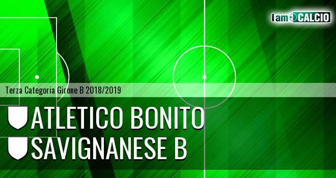 Atletico Bonito - Savignanese B