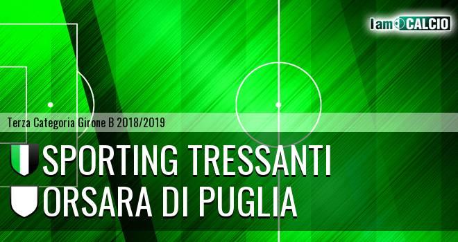Sporting Tressanti - Orsara di Puglia