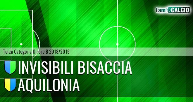 Invisibili Bisaccia - Aquilonia