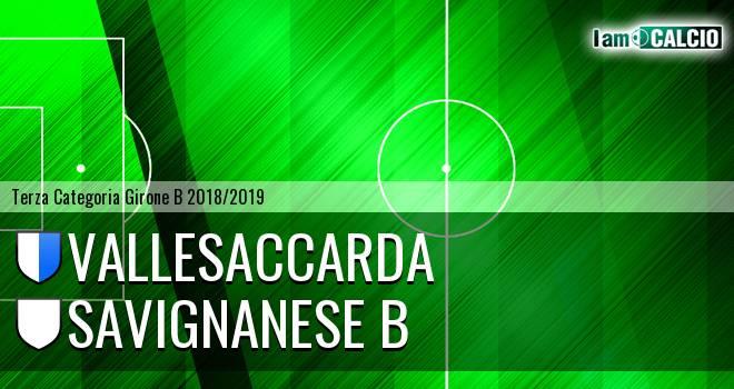 Vallesaccarda - Savignanese B