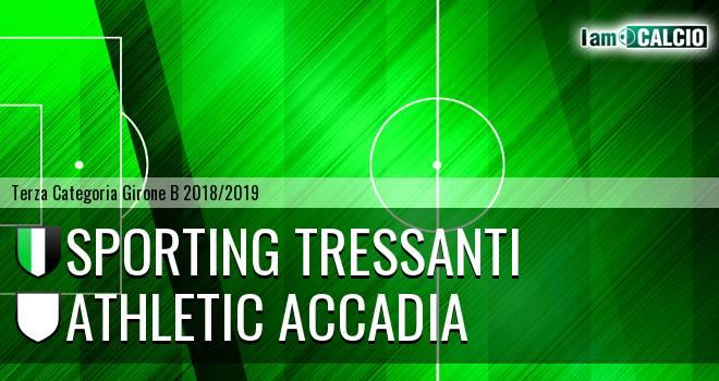 Sporting Tressanti - Athletic Accadia