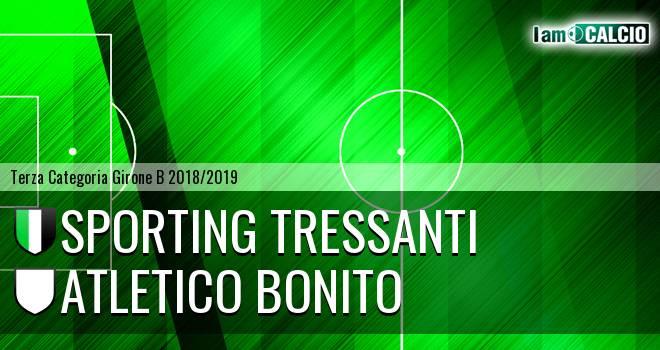 Sporting Tressanti - Atletico Bonito