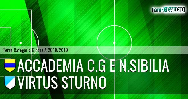 Accademia C.G e N.Sibilia - Virtus Sturno