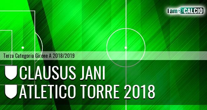 Clausus Jani - Atletico Torre 2018