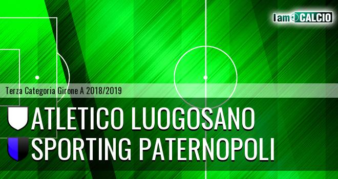 Atletico Luogosano - Sporting Paternopoli