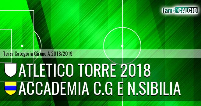 Atletico Torre 2018 - Accademia C.G e N.Sibilia